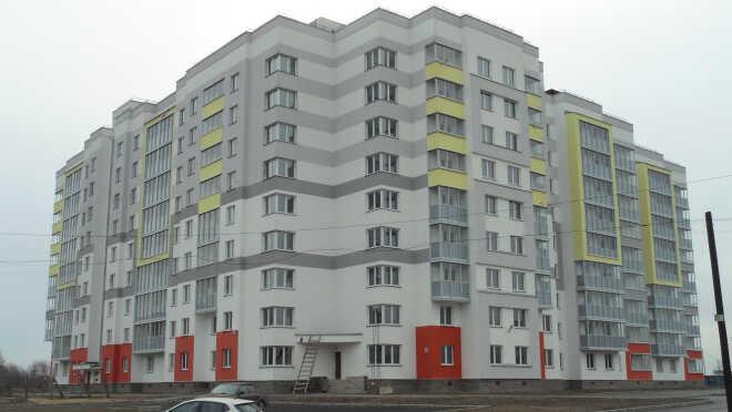 ЖК в Романовке (Романовка)